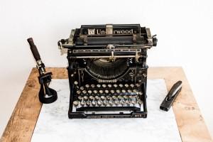 Afbeelding Typemachine